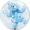 Double Bubble - Baby Blue Bear