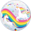 Bubble - Birthday Rainbow Unicorns