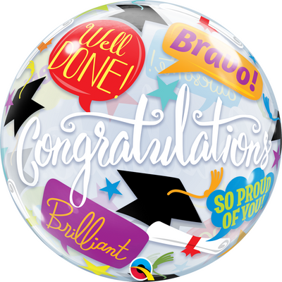 Bubble - Graduation Accolades