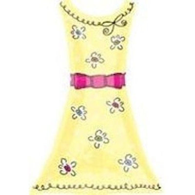 Supershape - Yellow Dress