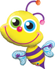 Supershape - Beaming Bee