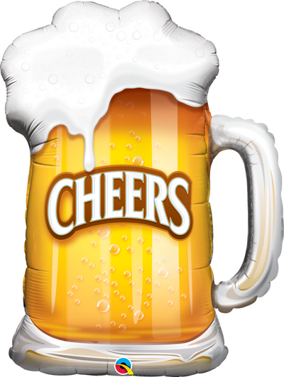 Supershape - Cheers! Beer Mug