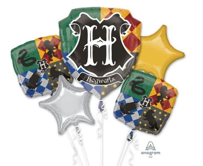 Foil Balloon Bouquet - Harry Potter
