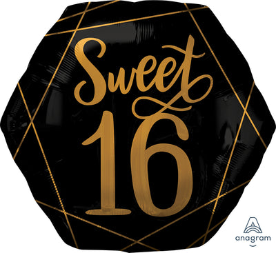 Supershape - Elegant Sweet 16