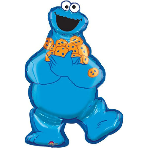 Supershape - Cookie Monster