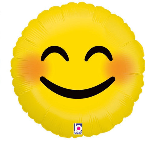"18"" - Emoji Smiley"