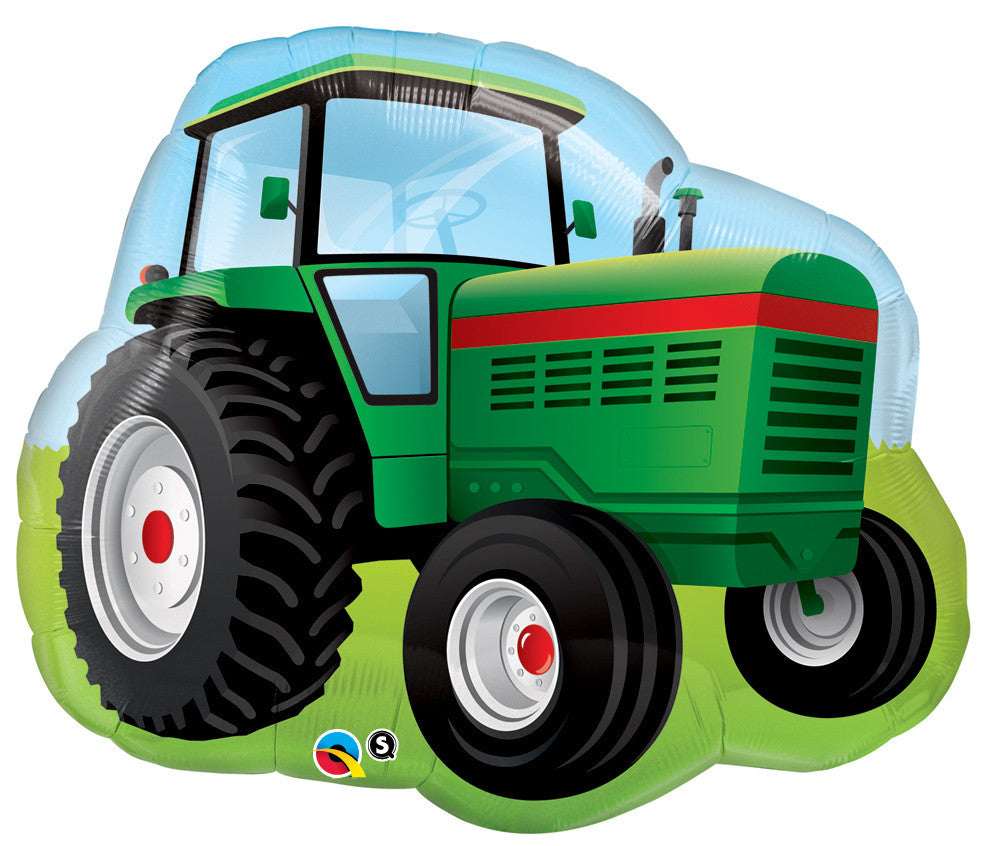 Supershape - Farm Tractor