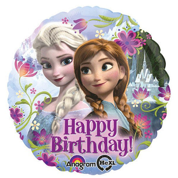 "18"" - Frozen Happy Birthday!"