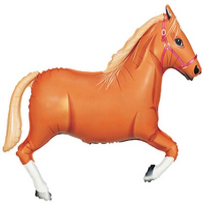 Supershape - Horse Tan