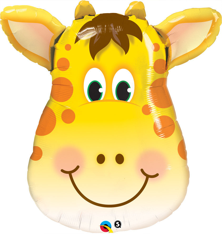 Supershape - Jolly Giraffe