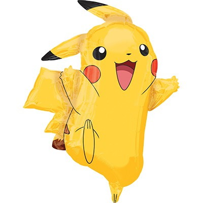 Supershape - Pokemon Pikachu
