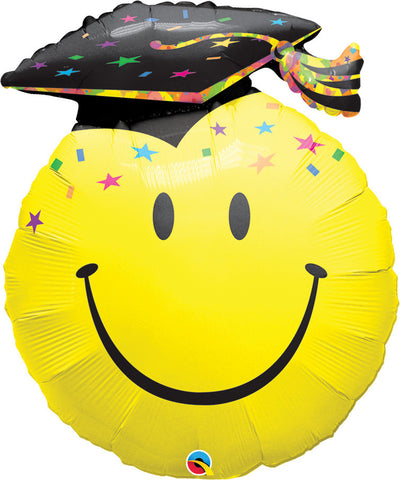 Supershape - Smile Face Party Grad