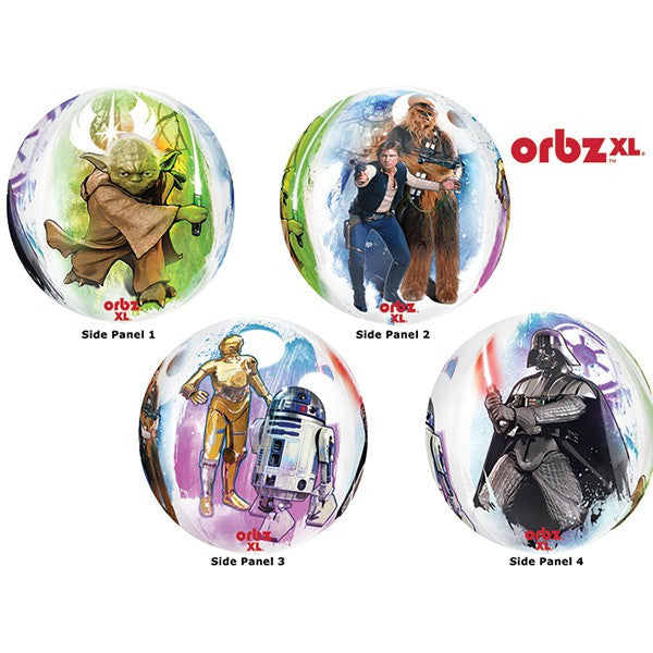 Orbz - Star Wars 4 Sided
