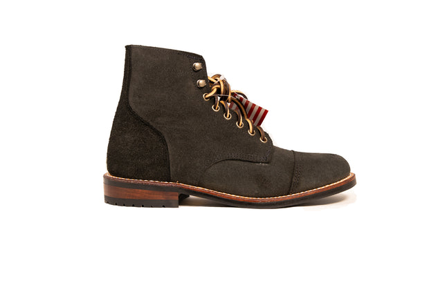 Uptown - Black Roughout 7D (9 Womens)