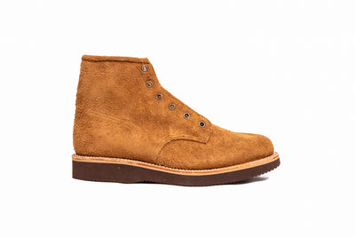 Traveler Boot - Camel Roughout 7.5D (9.5 Womens)