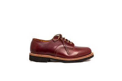 Derby Shoe - Burgundy CXL 8EE