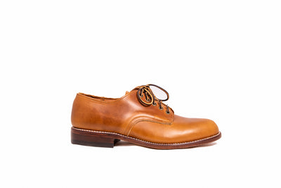 Derby Shoe - Tan Cavalier 8.5D
