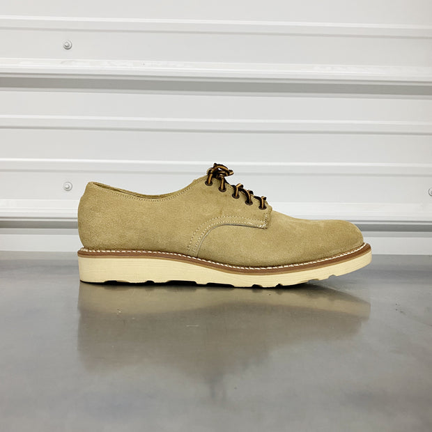 Derby Shoe (1st Model) - Tan Roughout