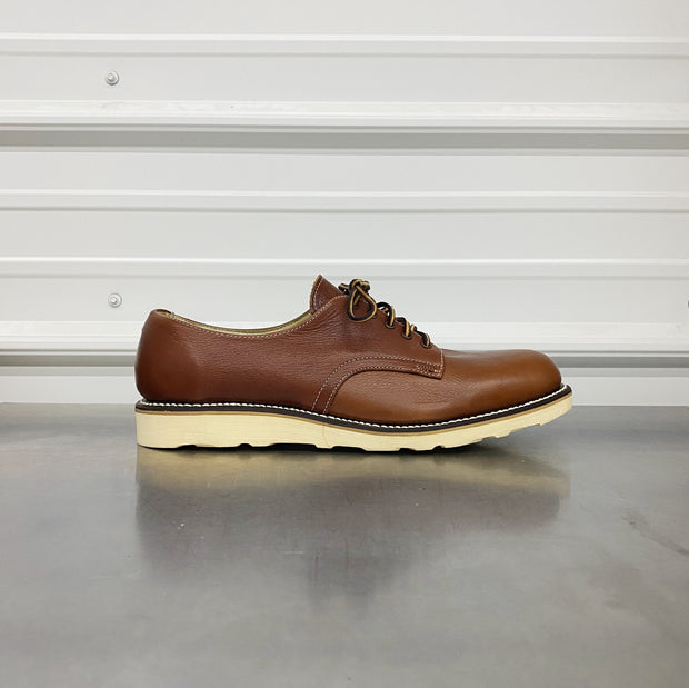 Derby Shoe (1st Model)- Brandy