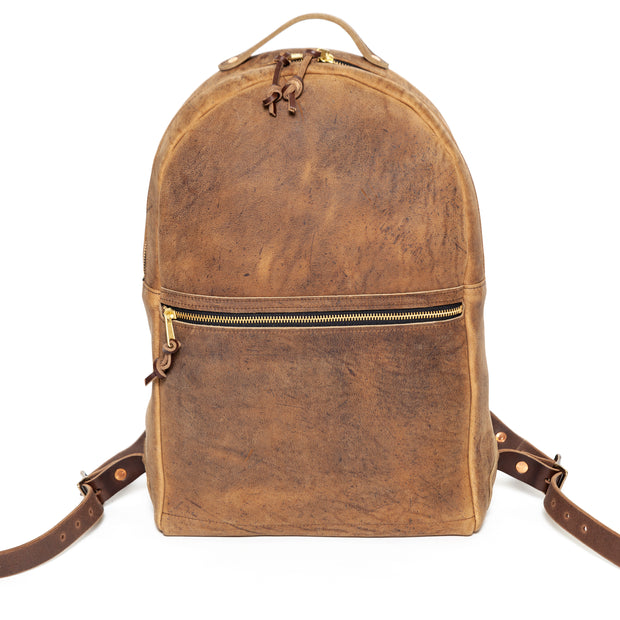 Rayland Backpack - Camel Kudu
