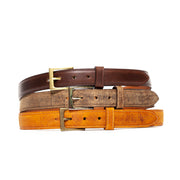 Daily Belt - Camel Kudu