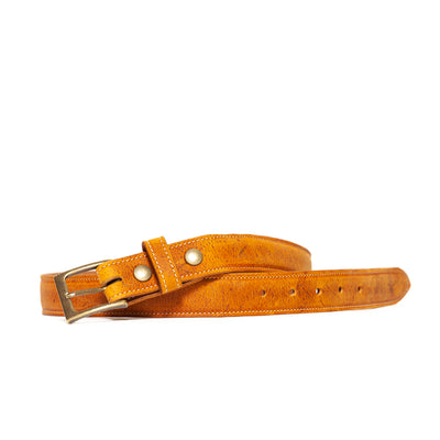 Daily Belt - Rust Kudu