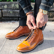 Uptown - Whiskey Shell Cordovan