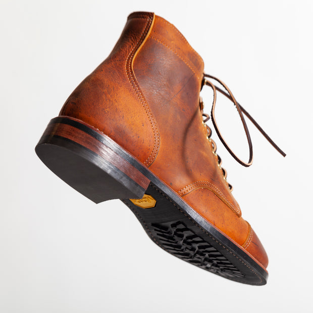 Uptown Boot - Rust Kudu