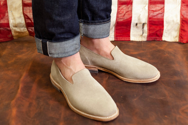 Loafer - Desert Tan Roughout
