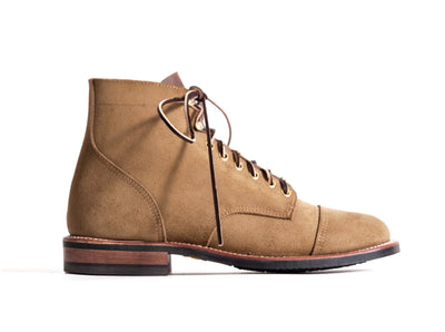 Uptown Boot - Coyote Roughout