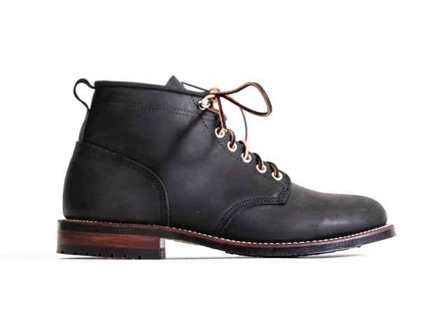 Outrider Boot - Matte Black