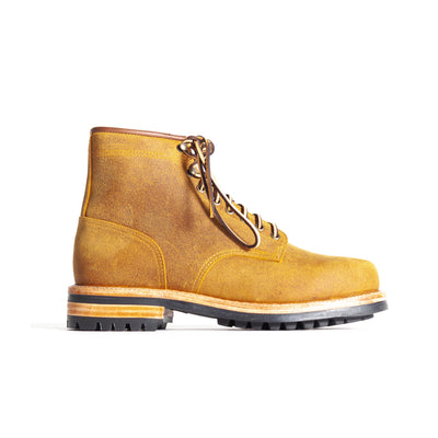 Rocco Boot - Ochre Tan