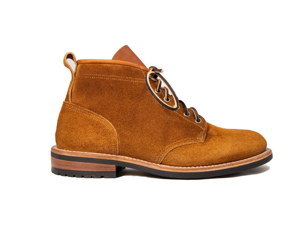 Outrider Boot - Pecan Roughout