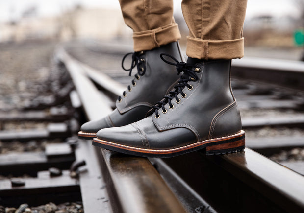 Uptown - Steel Shell Cordovan