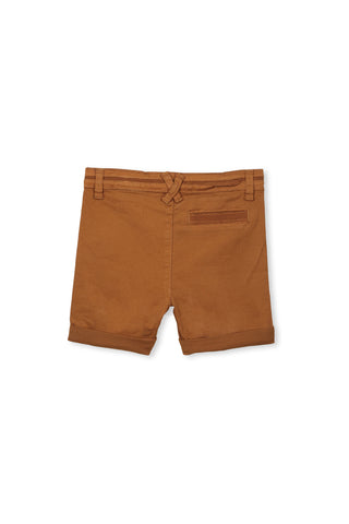 Milky Toffee Short