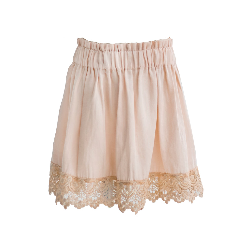 Burrow & Be Blush Evie Skirt
