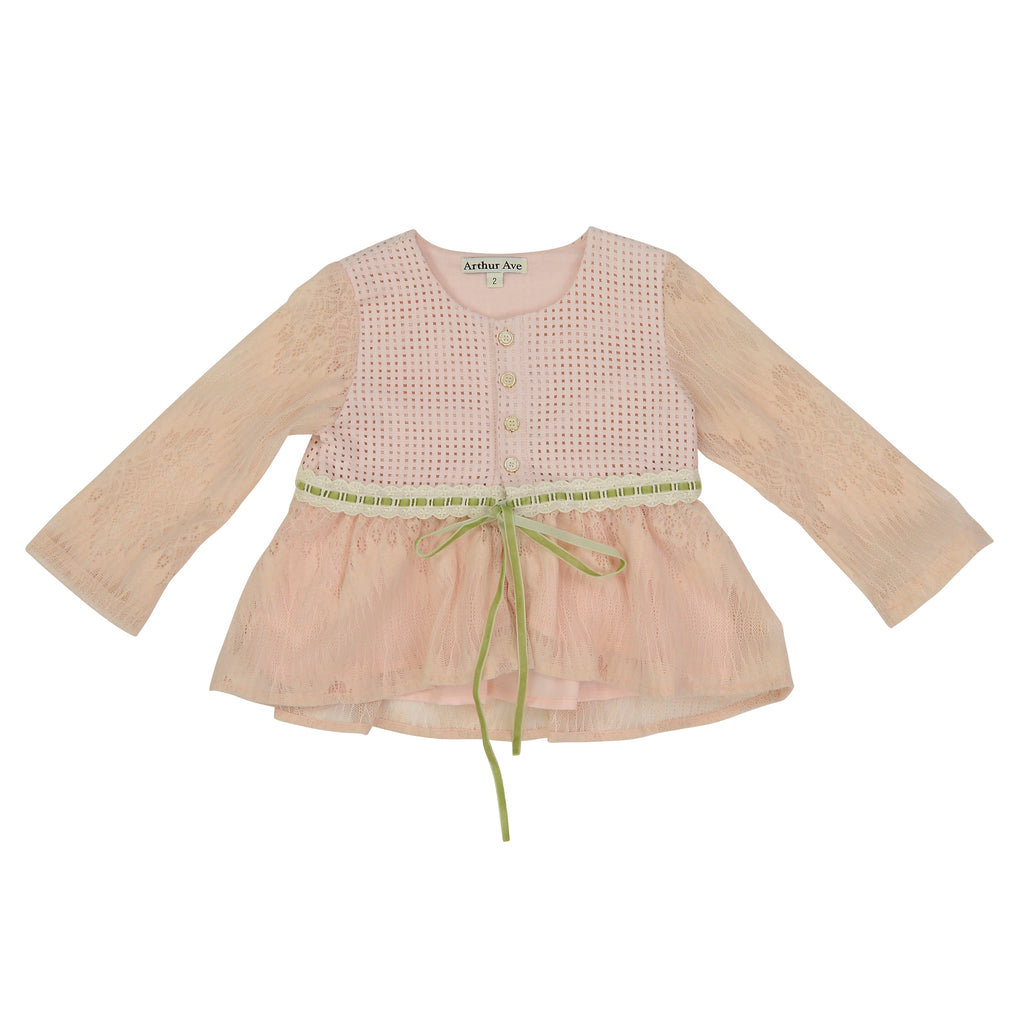 Arthur Ave Princess Cardigan