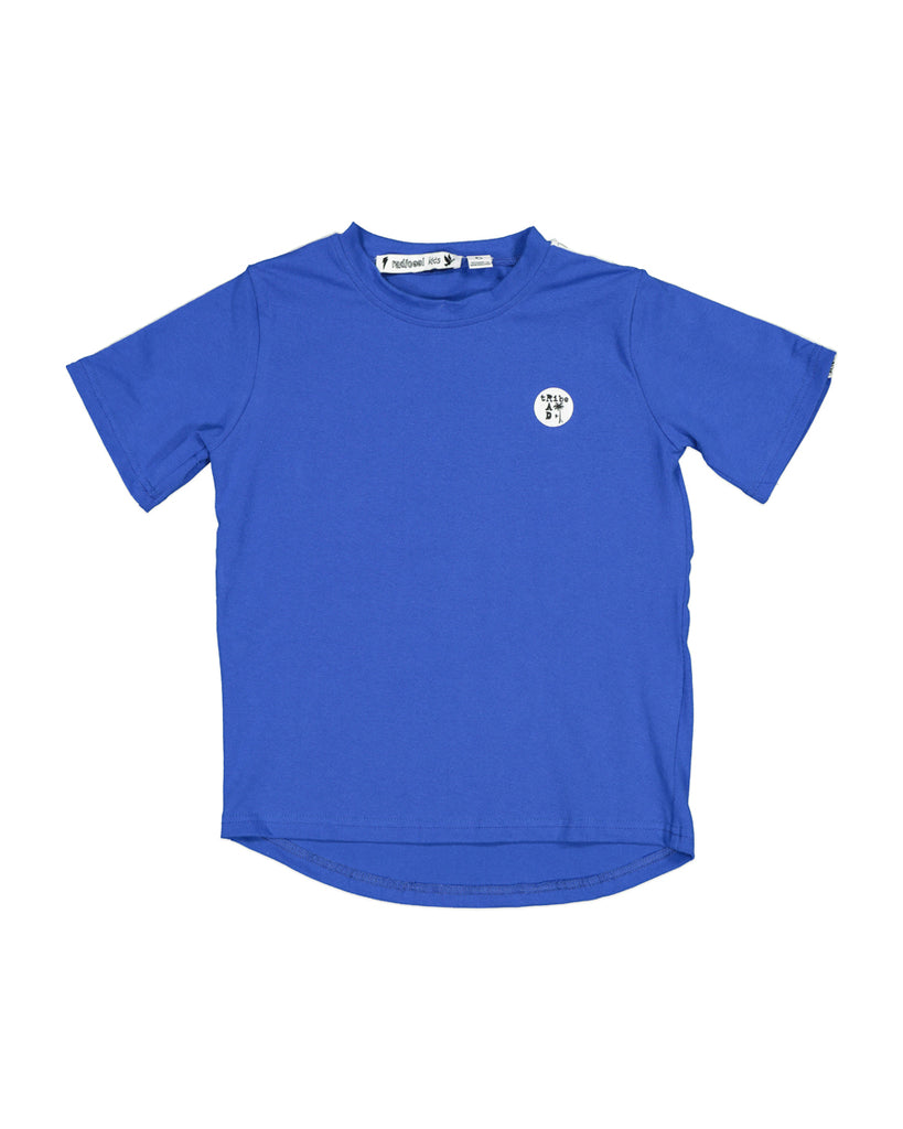 Radicool Tribe Tee in Blue