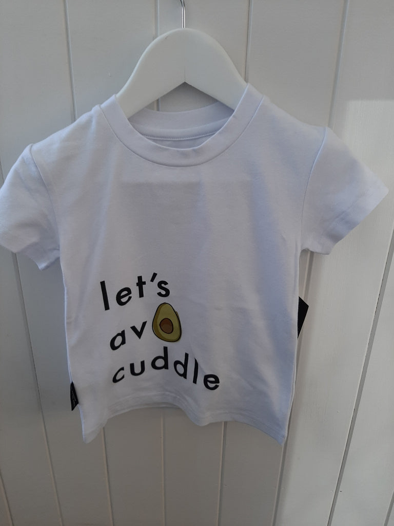 Tiny Tribe Avo Cuddle Tee