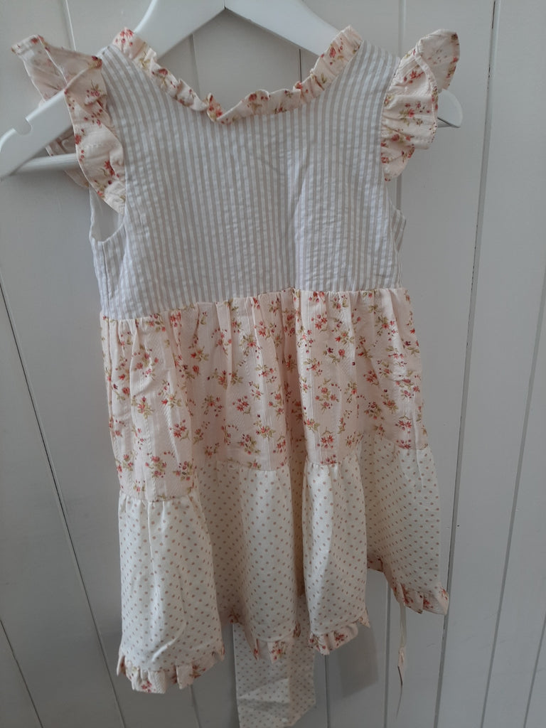 Arthur Ave Vanilla Wonder Dress