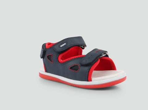 Bobux Kid + Surf Sandal Navy 832201