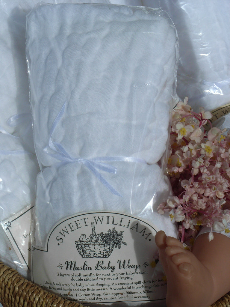 Sweet William Baby Wrap - single pack