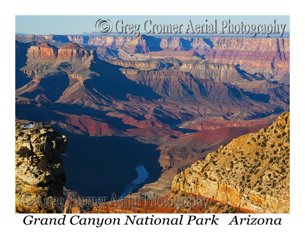 Aerial Photo of Grand Canyon - Arizona