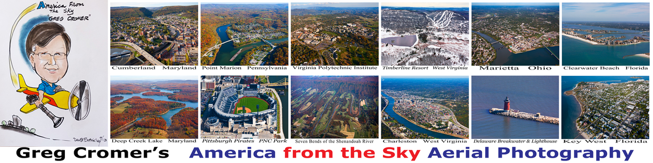 America from the Sky