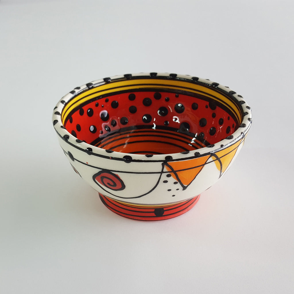 Bowl by Renate Galetzka