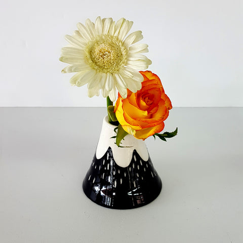 Medium  Mountain vase