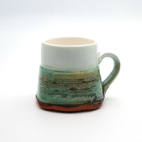 coffee mug hand made