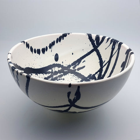 Wilma J Design Large Bowl