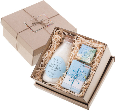 COCONUT BATH MILK GIFT SET
