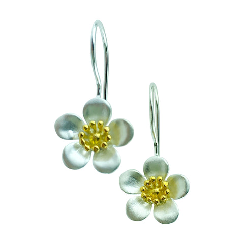 Manuka Flower Earrings